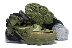 lebron james shoes 13 gold. nike lebron james xiii ep basketball shoes in dark gold green 13 trainer d