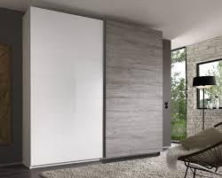 tambura sliding doors wardrobe white grey