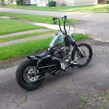 2005 harley sportster bobber motorcycles for sale