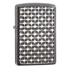 <b>Зажигалка ZIPPO Armor™</b> с покрытием Ebony™, <b>латунь</b>/сталь ...