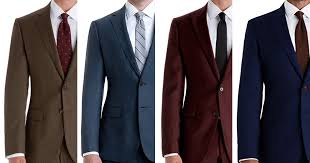Picking The Right Suit Color Is Not So Black And White