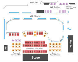 Reserved Seating Chart Interactive Seating Chart Seat Views