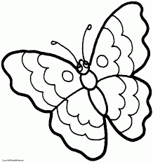 They are fun to customize and color for homeschool. Butterfly Coloring Pages Kids Coloring Home