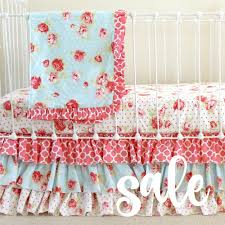 rose shabby chic perless baby bedding add to wishlist loading