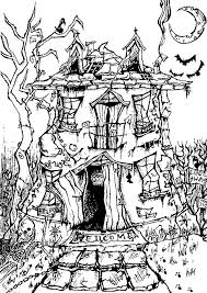Small Picture 38 best Halloween drawings images on Pinterest Drawings