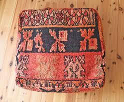 Floor Cushions Design Boujad Kilim Floor Cushion Design 1