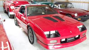 1985 Chevrolet Camaro IROC-Z Red with a 305HO and a Five-Speed ...