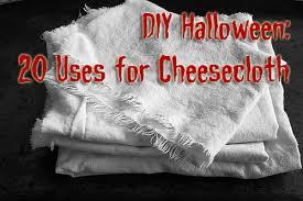 20_DIY_Uses_Halloween_Cheesecloth.jpg. Cheesecloth ...