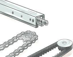 how to install chain drive garage door opener chamberlain 1