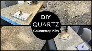 Diy 4 Thick White And Silver Quartz Countertopdesktop Epoxy Coating