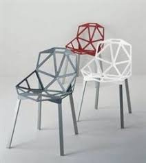 chair one stacking chair by magis design konstantin grcic