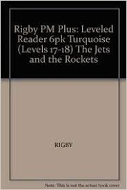 Rigby Pm Plus Leveled Reader 6pk Turquoise Levels 17 18 The
