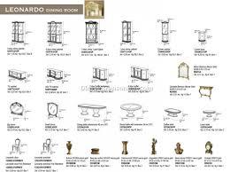 dining room furniture names. Brilliant Furniture Dining Room Names  Intended Dining Room Furniture Names N