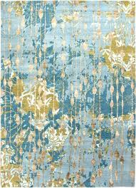 aqua rug 8x10 outstanding best carpet images on design carpets and pertaining to blue gold area
