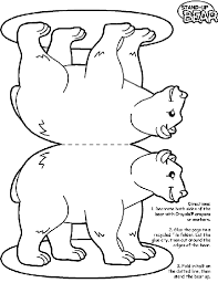 Small Picture Bear Coloring Page crayolacom