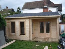 timber garden office. Timber Garden Office In London