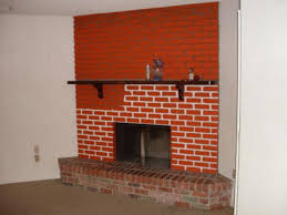 brick painting ideasWeird Fireplace Paint  Ugly House Photos