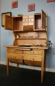 Hoosier Kitchen Cabinet Vintage Hoosier Kitchen Cabinet Monsterlune