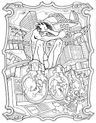 Small Picture Sci Fi Coloring Pages Coloring Coloring Pages