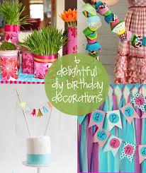 diy birthday decorations creative gift ideas news at catching homemade birthday decorations