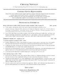 Qualifications For A Customer Service Representative Resume Skills Customer Service Blaisewashere Com