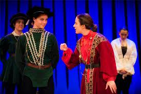 Polly Garrett - Federation University Third Year Graduation Company's  production of Margaret of Anjou - StarNow