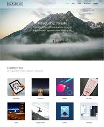 Art Gallery Website Template Picture Templates Free Download
