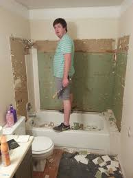 re tiling bathroom floor. Awesome Re Tiling A Bathroom Shower 2ndcd Peel Out Tile Before Retile Floor Simple