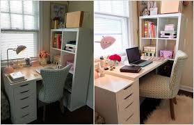 corner home office. Link A Bookcase To Storage Drawer Chest Via Tabletop And Your Packed Corner Home Office Will Come Into Existence For Years Function O
