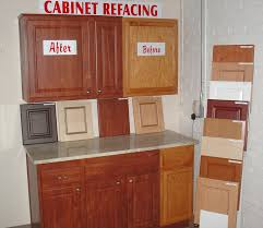 Kitchen Cabinet Restoration Kitchen Foremost Refinish Kitchen Cabinets With Image Of Oak