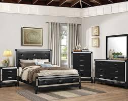 Bedroom Sets With Mirror Headboard Interior Design
