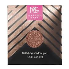 makeup geek foiled eyeshadow pan grandstand 1 8gm at low s in india amazon in