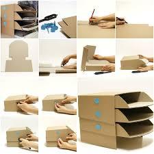 diy office ideas. Diy Office Storage Ideas. Desk Stacking Trays 30 Fun \\u0026amp; Creative Organizer Ideas