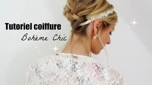 Tuto Coiffure Boheme Beau Coiffure Mariage Boheme Chic