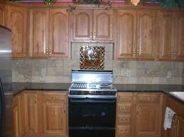 Tile Backsplash In Kitchen Backsplashes Kitchen Tile Backsplash With Cherry Cabinets Cabinet