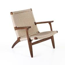 danish modern lounge chair. Exellent Modern CH25 Lounge Chair  Walnut Staff Pick With Danish Modern