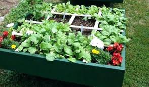 all the basics of square foot gardening soil calculator