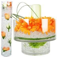 Decorative Vase Filler Balls 100g Colorful Magic Pearl vase filler Shaped Crystal Soil Water 67