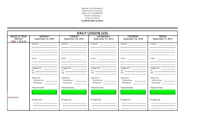 daily lesson log format top result read lesson plan template new daily log samples templates