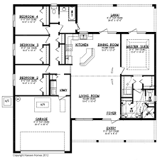 huntington with porch home plan 4 bedroom 2 bath