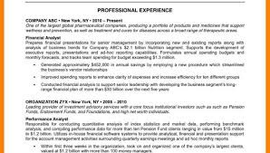 How To Write Yourst Resume Sensational For It Job Examples Example