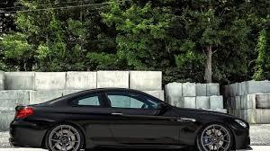 Coupe Series black bmw m6 : 2014 Vorsteiner BMW M6 Black Sapphire Side – Car Reviews, Pictures ...