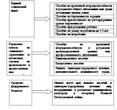 Курсовая работа Особенности государственного социального  3 4 Особенности обязательного медицинского страхования