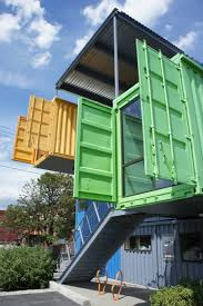 shipping container office building rhode. location providence rhode island year 2010 photos nat rea glen turner u003e shipping container office building e