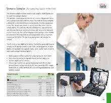 <b>Vampire</b> Sampler - Pumps, samplers, sampling systems, laboratory ...