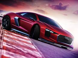 red audi r8 wallpaper.  Red 2015 Audi R8 Wallpaper  Specification And Overview  Throughout Red