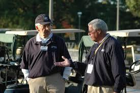 KCGA President Dick Sauer and Tournament Official Bob Wyla… | Flickr