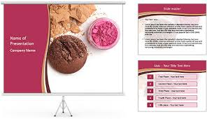 free makeup powerpoint template
