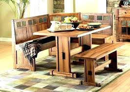 table with bench seating kitchen table bench seat s kitchen din corner seat bench table es table with bench seating