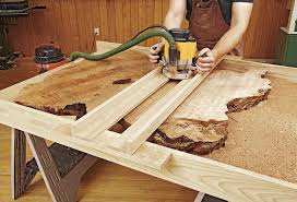 Natural edge furniture Rustic How To Work With Naturaledge Slabs Wood Magazine How To Work With Naturaledge Slabs Wood Magazine